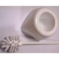 Четка за  WC пластмаса - лукс