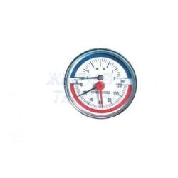 Термоманометър – аксиален