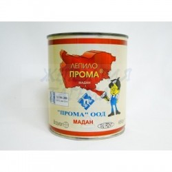 Лепило Прома кутия 650 гр