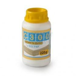 Лепило С300 220 гр Вектор
