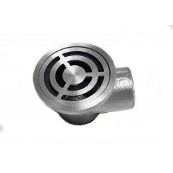 Сифон рогов алуминиев ф50 +...