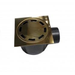 Водоземка с кран с уплътнение за капково напояване Ф16